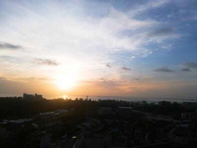 プーケット一人旅④カロンビーチのホテルと夜