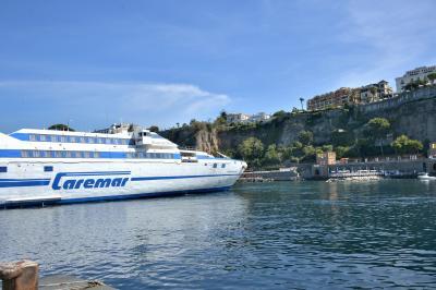 しつこいパピーは、3度目の南イタリア (PART5 ソレントへ帰ってきた編)