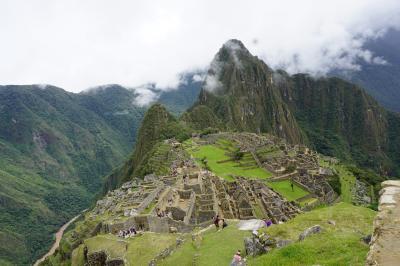 初めての夫婦南米旅行記② クスコ~マチュピチュ(憧れのマチュピチュに到着)