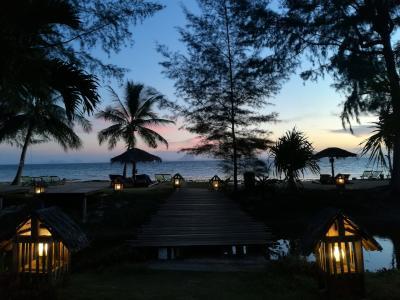 《タイ》真冬の夏休み♪ンガイ島!知名度の低さで選びました!