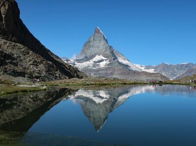 夏のスイス満喫旅行(4日目)★逆さマッターホルン