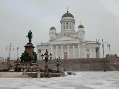 フィンランド7日間(後半:スパ、ヘルシンキ観光)