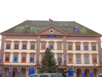 ドイツクリスマスマーケット☆ゲンゲンバッハ