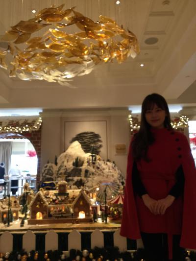 ペニンシュラホテル香港のお菓子の家
