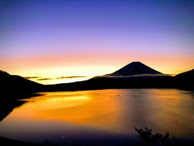 本栖湖~富士宮 富士山周遊