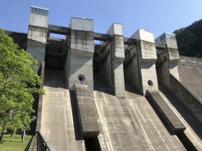 日吉ダム  ダム湖100選