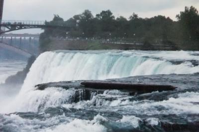 【復刻版】アメリカ横断日記 2  大瀑布を前にただ立ち尽くすのみ~Niagara Falls~