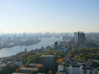 ハンブルクとベルリン。北ドイツを巡る8日間①ハンブルク港観光(2)