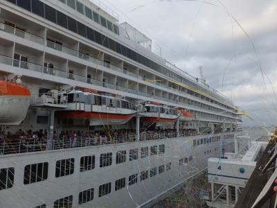 船を味わう横浜半日観光
