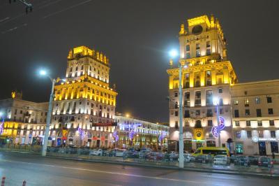 ベラルーシ旅行(ミンスク)