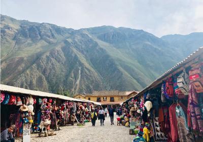 ペルー&ボリビア 女子一人旅 11月【オリャンタイタンボ編】
