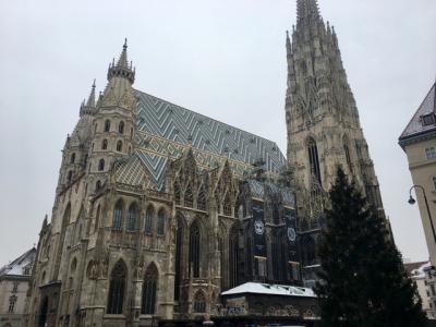 ヨーロッパ一番の芸術の町ウィーン。