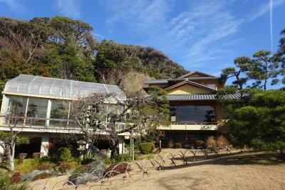 旧吉田茂邸、大磯城山公園