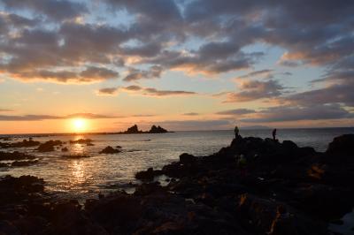 今年もこれから。2019初日の出?を拝みに4トラベラーさんと出かけた真鶴&小田原の旅。#1月2日の初日の出。今年も素敵な旅に出会えますように。#