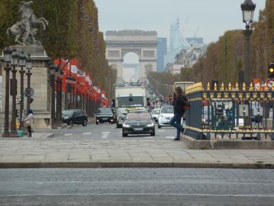 パリ 旅行紀