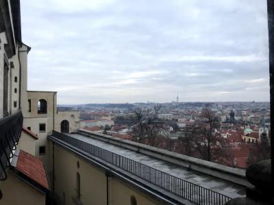 歴史を巡る-年末年始ヨーロッパ一人旅-⑦「プラハ城とぼったくりカフェ」