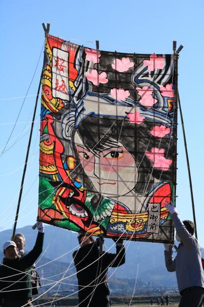 大空に高く舞い揚がれ♪ 幸田町凧揚げ大会&豊田市イルミネーションストーリー♪