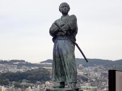 九州縦断旅(37)龍馬ゆかりの若宮稲荷神社・長崎