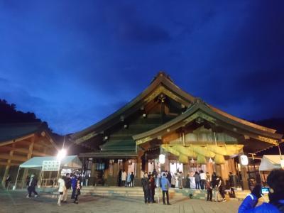 松江城をぶらぶら