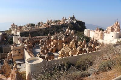 西インド グジャラートの旅(7)~シャトルンジャヤ山岳寺院~