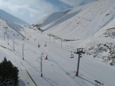 海外スキー おっさんガッカリ! トルコ・パラドッケンとコナクルで孤独に滑る旅