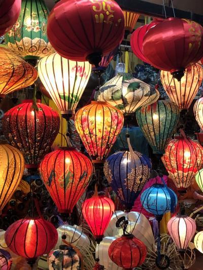 初めての海外旅行 ひとり旅☆ ベトナム  ハノイ →ホイアン
