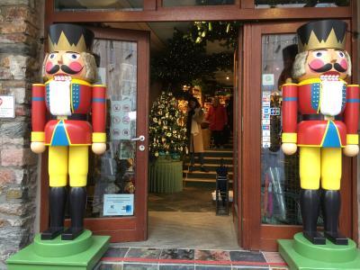 12月恒例クリスマスマーケットを巡る旅 4日目 リューデスハイムとフランクフルトマーケット