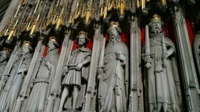 ◇イギリスの古都で中世にタイムトリップ◇ヨーク&セルビー