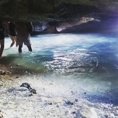 ハワイの穴場の秘境の観光スポット「マーメイドケーブ」