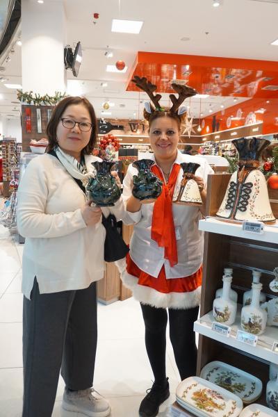 2018年のクリスマスマーケット巡りはルフトハンザ航空で羽田からミュンヘン経由でベルリンに入り、ブダペストからミュンヘン経由で羽田へ戻る。