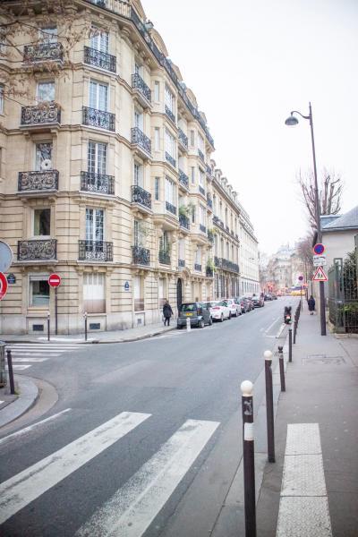 初めてのパリ、子連れ3人旅2018 年末年始【DAY1】
