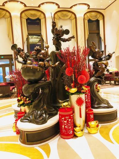 2019年  上海ディズニーの旅  前半