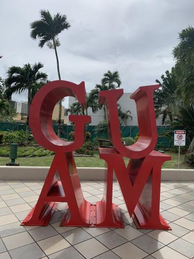 クリスマス in Guam