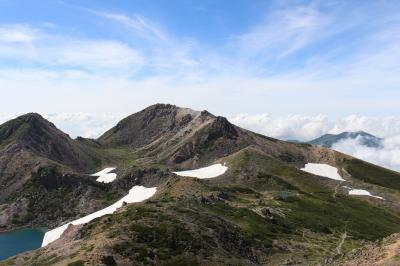 白山登山〜白山は、噂に違わず名山でした
