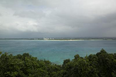 1月の宮古島と関西の旅その1