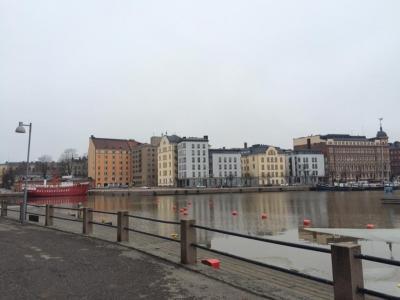 ヘルシンキ観光