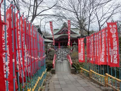 2019年新春 子連れで約3時間のウォーキング!「武蔵野吉祥七福神巡り」をしてきました