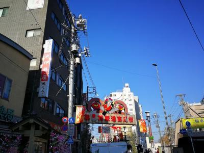 東京・初めての巣鴨(でも、ほとんど移動か帰省中のできごとです。)