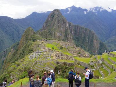 南米三大絶景ツアー5日目: ついにマチュピチュへ!