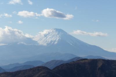 大山詣と富士山