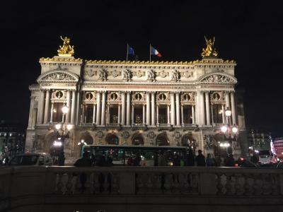 思い立ったら吉日!ヨーロッパ周遊の旅。スタートはパリ