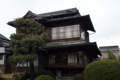 冬の飯塚への旅~旧伊藤伝右衛門邸と嘉穂劇場と宗像大社