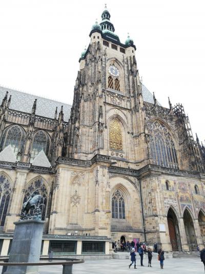 スターアライアンス ビジネスクラスで行く3週間で世界一周(36)「プラハ4日目 新市街・プラハ城その1」