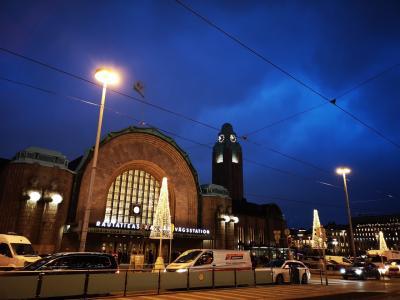 北欧のクリスマス8日間-7-ヘルシンキ滞在1