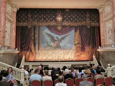 嬉しい誤算続きのロシア旅行 9  サンクトペテルブルクでバレエの観劇