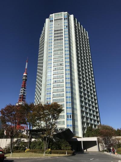 東京タワーを間近に贅沢な時間を