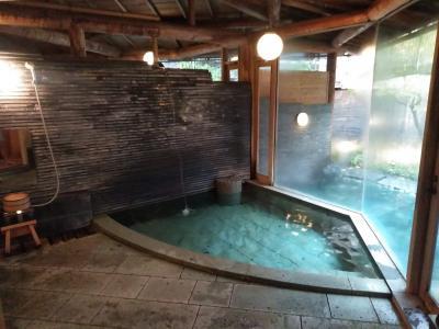 まったり松本の温泉を楽しむ