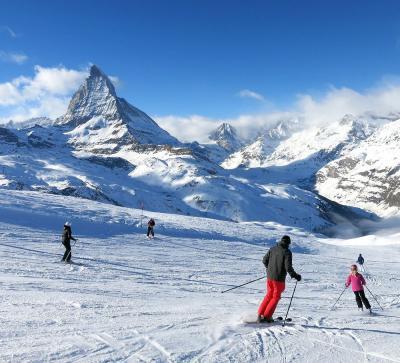 団塊夫婦のスキー&絶景の旅・2019スイス再訪ー(3)ツェルマット前編