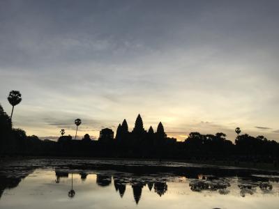 【1】音楽仲間3人組で行くカンボジア&バンコク旅