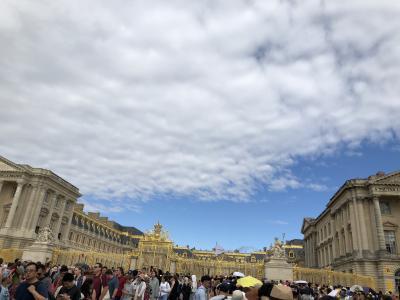 パリ避暑旅行